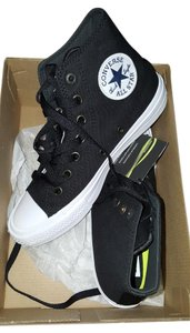 Converse All Star Ii 7 High Top Black Athletic