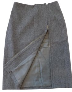 Calvin Klein Collection Skirt Gray