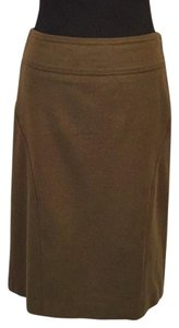 Tory Burch Skirt Green.