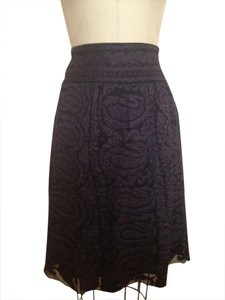 Odille Skirt Dark Purple