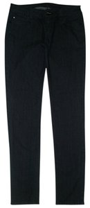 Buffalo David Bitton 5 Pocket Style Zip Fly Skinny Jeans-Dark Rinse