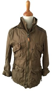 Super Dry Military Military Jacket