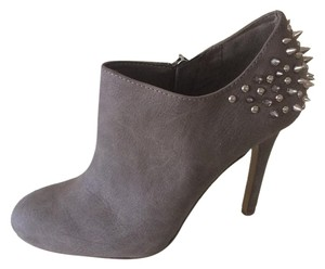 Jessica Simpson Studded Grey Boots