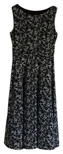 Black and white Maxi Dress by Jessica Howard