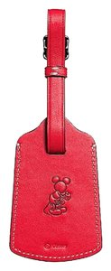 Coach Coach Mickey Luggage tag in Glovetanned Leather