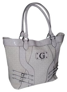 guess Tote in stone