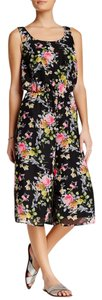 Mimi Chica Cut-out Sleeveless Scoop Neck Dress
