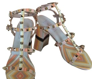 Valentino Multicolor Sandals