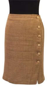 Ralph Lauren Blue Label Skirt Tan