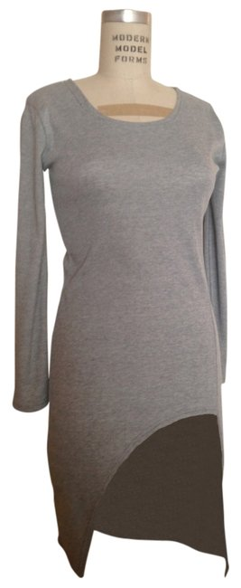 Nilanhi Fashion short dress Heather Grey on Tradesy