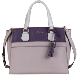 Cole Haan Satchel in purple