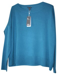 Eileen Fisher Bateau Boxy Sweater