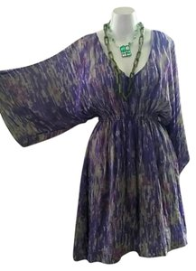 Mayer short dress Purple on Tradesy