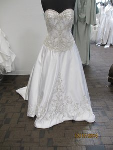Kenneth Winston 1452 (134l) Wedding Dress