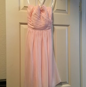 Jasmine Bridal New Shell Pink Dress