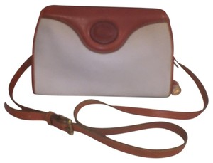 Dooney & Bourke Vintage Leather Cross Body Bag