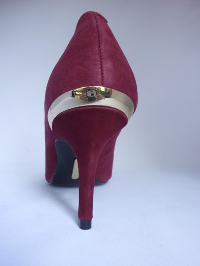Boutique 9 Suede Wine Pumps
