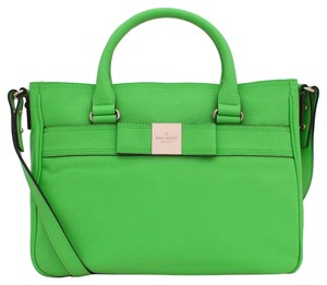 Kate Spade Satchel in Fresh green