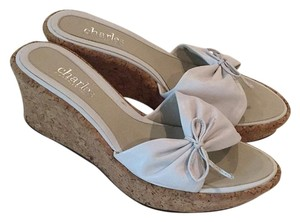 Charles David White Wedges