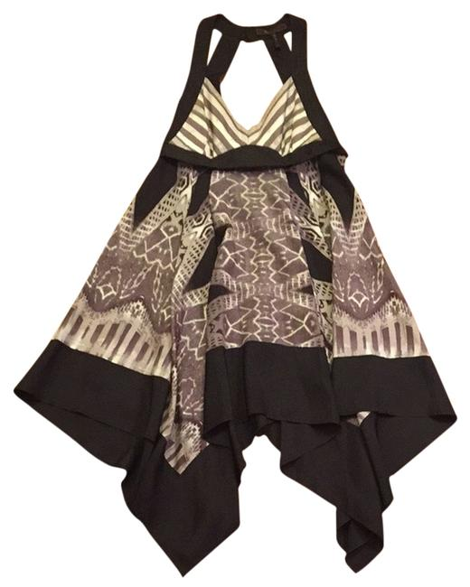Preload https://item1.tradesy.com/images/bcbgmaxazria-black-with-white-and-grey-tribal-pattern-high-low-cocktail-dress-size-6-s-1773915-0-0.jpg?width=400&height=650