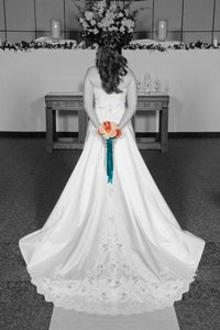 Michelangelo 8396 Wedding Dress