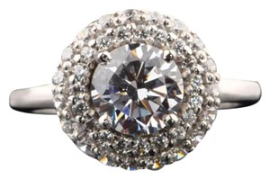 Other TODAY ONLY 2.00CT VVS1 Synthetic Diamond Genuine White Gold