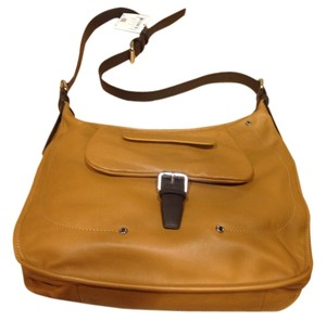 Longchamp Leather Luxury Cross Body Bag