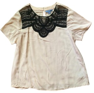 Anthropologie Top Sand