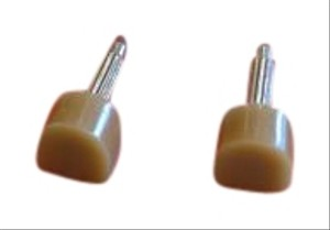 Christian Louboutin shoe replacement studs