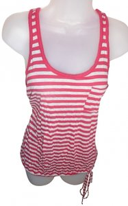 Forever 21 Top Red/White