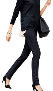 Prada Straight Pants Black