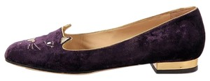 Charlotte Olympia Co.k0603.10 Smoking Slippers Loafers Flats