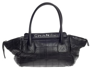Chanel Leather Satchel