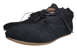 TOMS Tribal Suede Boot black Boots