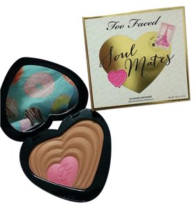 Too Faced TOO FACED Soul Mates Blushing Bronzer; Ross & Rachel
