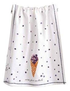 Ice Cream Cooler Dishtowel