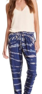 Gypsy05 Relaxed Pants Navy/Ghost