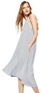 Striped Maxi Dress by Zara Flowy