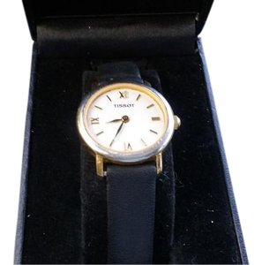 Tissot Tissot ladies goldtone watch