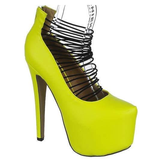 Other Neon Yellow Platforms