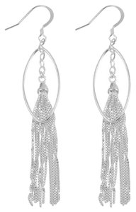 Other Genuine .925 Sterling Silver Tassle Earrings