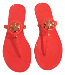 Tory Burch Poppy coral Flats