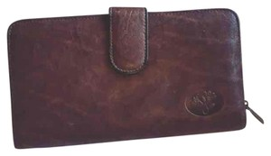 Buxton Genuine Top Grade Leather Wallet
