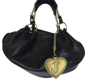 Juicy Couture Dust Mirror Hobo Bag