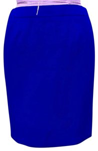 Apt. 9 Fall Winter Skirt Royal blue