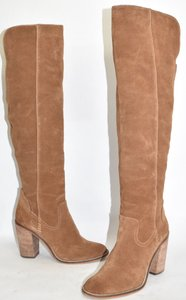Dolce Vita Over The Knee Tall Boot Otk BROWN SADDLE Boots
