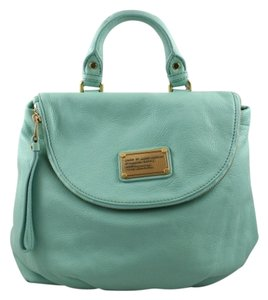 Marc by Marc Jacobs Classic Q Mariska Tote Pebbled Leather Backpack
