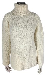 Isaac Mizrahi Turtleneck Saks Fifth Avenue Boucle Sweater