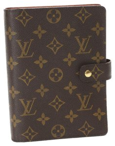 Louis Vuitton Agenda MM With REFILL/Inserts
