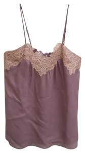 Twelfth St. by Cynthia Vincent Top Taupe/grey-purple